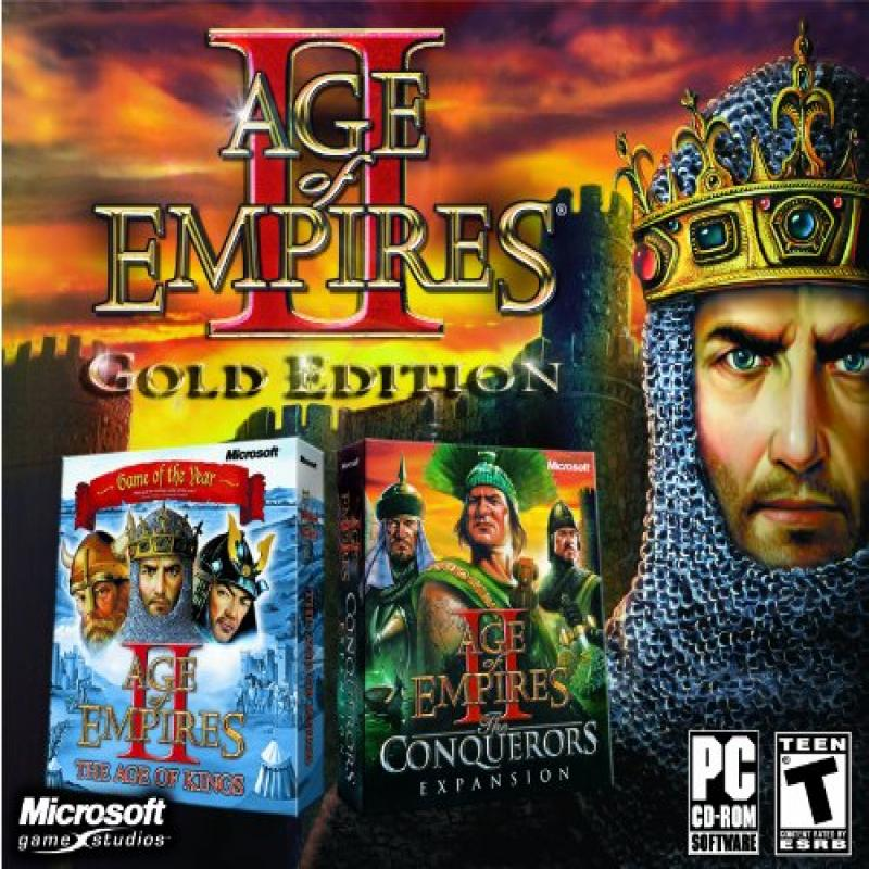 Age of Empires 2: Gold Edition - PC