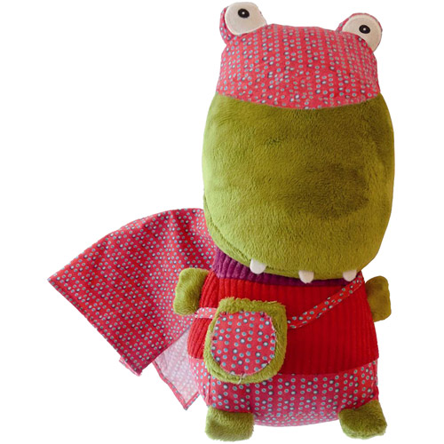 Ze Super Zeros Zoco the Crocodile Plush