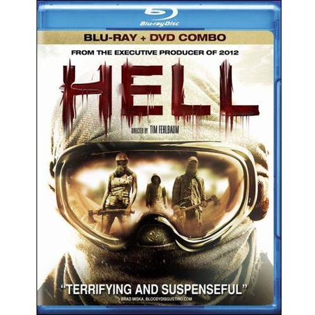 Hell (German) (Blu-ray + DVD) (Widescreen)