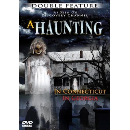 HAUNTING IN CONNECTICUT/HAUNTING IN GEORGIA (DVD/DOUBLE FEATURE)