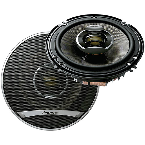 """Pioneer TS-D1602R 6.5"""" 2-Way 260W Speaker"""