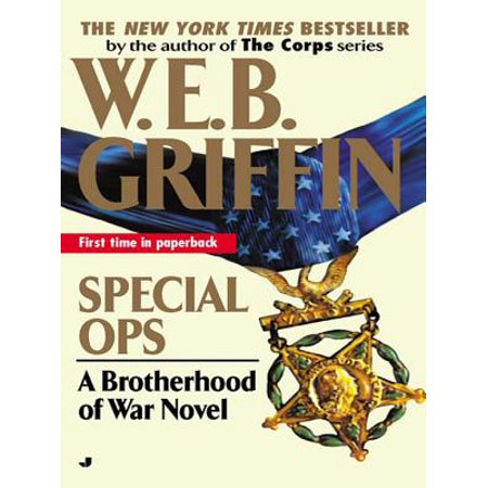 Special Ops - eBook (Special Ops Group)
