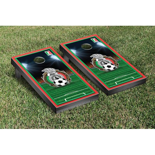 Victory Tailgate NCAA Soccer Field Version 1 Cornhole Game Set by Victory Tailgate