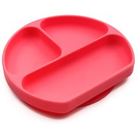 Product Image Bumkins Silicone Grip Dish - Suction Divided Baby Plate
