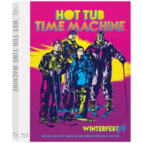 Hot Tub Time Machine (Unrated) (Blu-ray) (Widescreen)