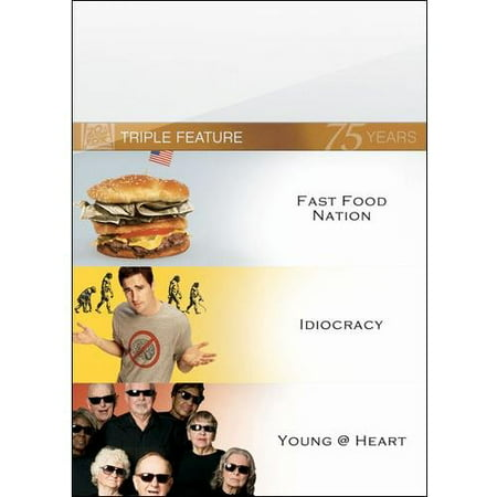 Fast Food Nation / Idiocracy / Young At Heart (Triple Feature) (Widescreen)