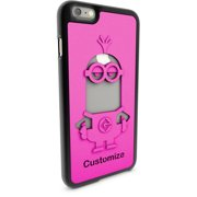 Apple iPhone 6 Plus and 6S Plus 3D Printed Custom Phone Case - Despicable Me - Kevin 2