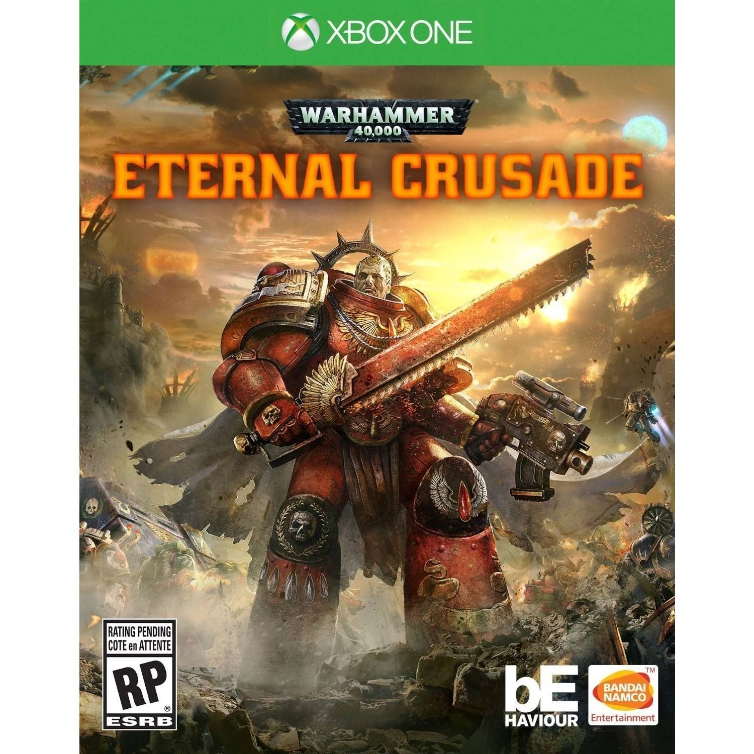 WARHAMMER 40K ETERNAL (Xbox One)