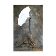 ePHoto Photography Studio Continuous Lighting Umbrella Kit + Free 45 Watts 5500k Fluorescent Photo Lamp Bulb by ePhoto INC