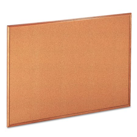 French Bulletin Board (Universal Natural Cork Board, 48
