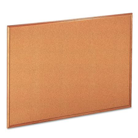 Universal Natural Cork Board, 48