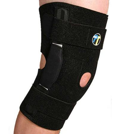 19e31dc1a8 Pro-Tec Hinged Knee Wraparound Brace XX-Large - Walmart.com