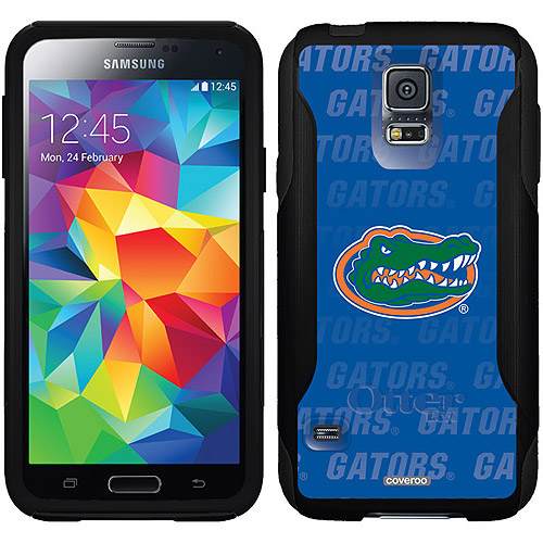 University of Florida Repeating Design on OtterBox Commuter Series Case for Samsung Galaxy S5