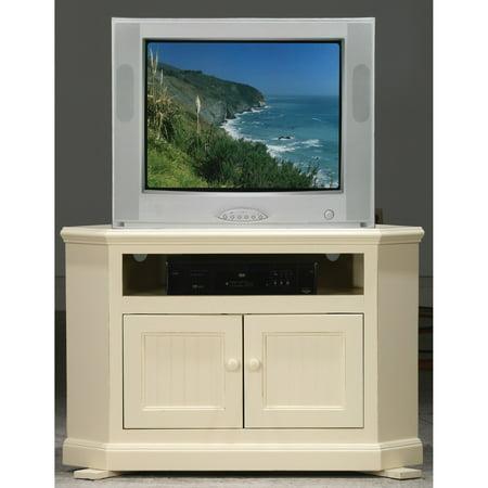 Eagle Furniture 42 In  Coastal Corner Entertainment Console