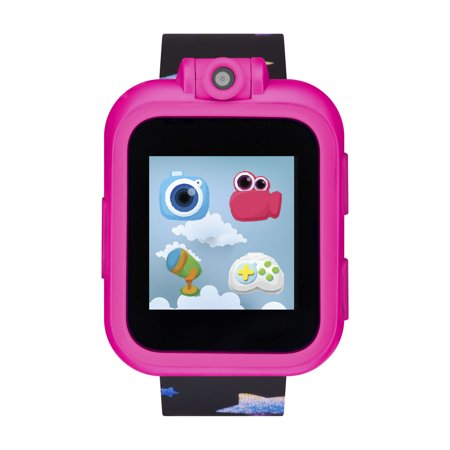 iTech Jr. Kids Smartwatch for Girls - Fuchsia Star