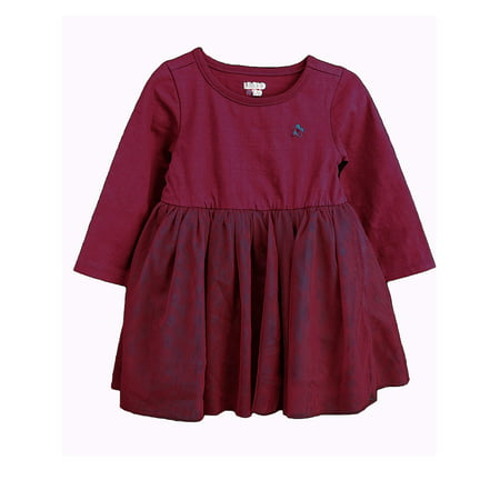 Limited Too Long Sleeve Tutu Dress (Baby Girls)