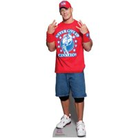 Advanced Graphics 1125 Cardboard Standup John Cena - WWE