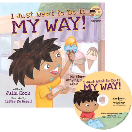 How Do I Tie My Shoes (I Just Want to Do It My Way! Audio : My Story about Staying on Task and Asking for)
