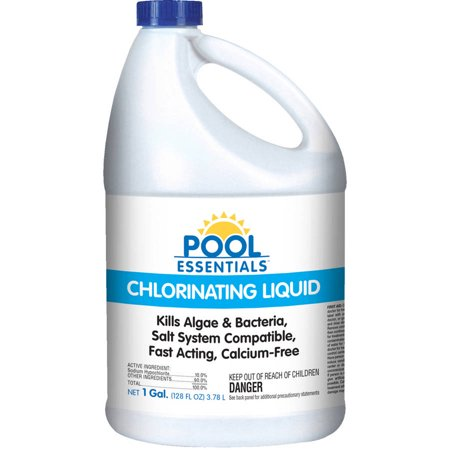 Winter Pool Chemical - Pool Essentials Chlorinating Liquid