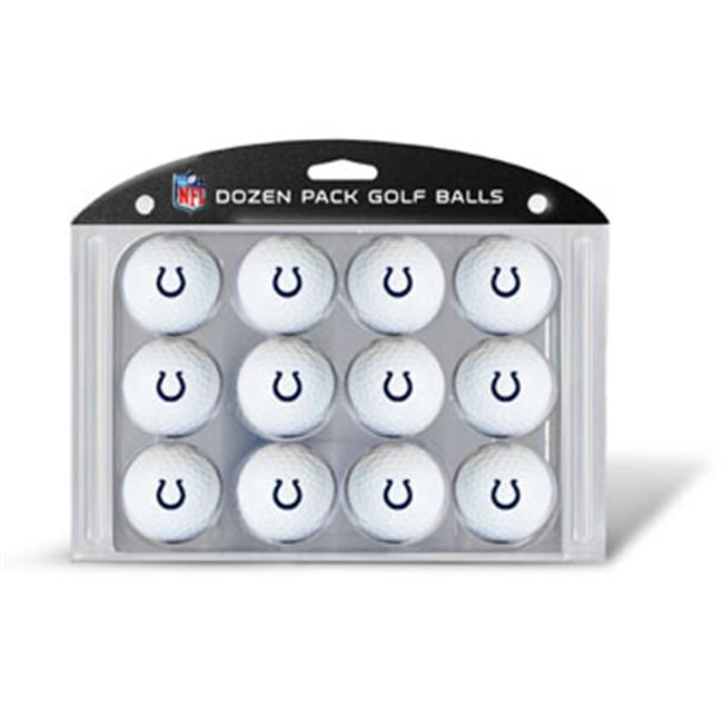 Team Golf 31203 Indianapolis Colts Dozen Ball Pack