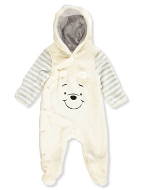 4a24863a Disney Baby Boys' Hooded Pram Suit Featuring Winnie the Pooh