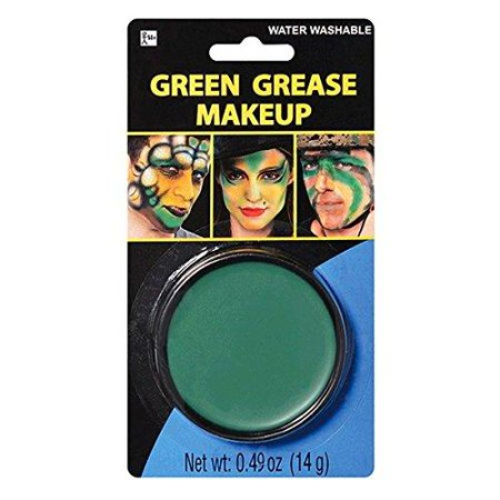 Green Face Paint (GREEN FACE PAINT GREASE)