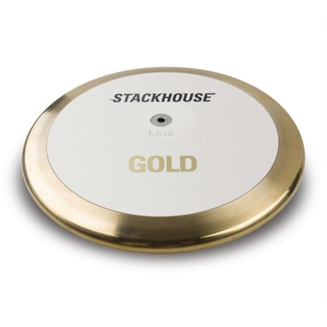 Stackhouse T112 Gold Discus 1 kilo Womens by