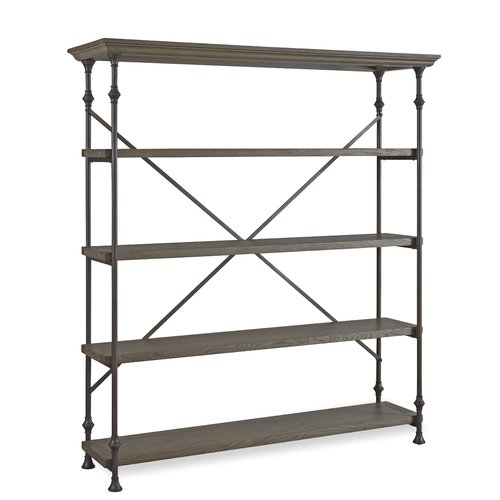 One Allium Way Southport 75'' Etagere Bookcase by