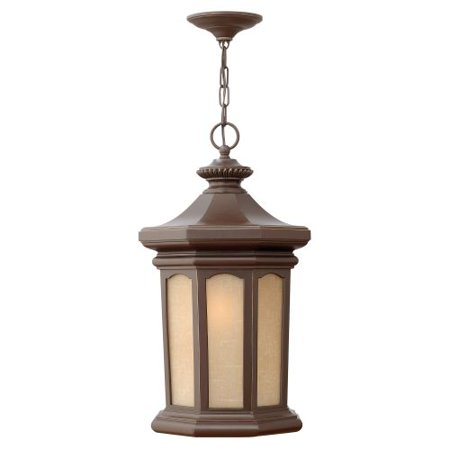 Hinkley Lighting 2132 1 Light Outdoor Lantern Pendant from the Rowe Park Collect