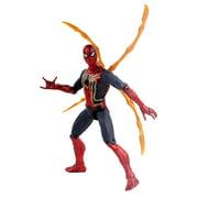 Iron Claw Spider-Man Action Figure Light up Action Spider-Man SuperHero TOY-SPIDER LU2