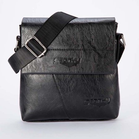 Flap Tote Handbag - DZT1968 Men Fashion Business Handbag Shoulder Bag Tote Flap Bag Chest Bag