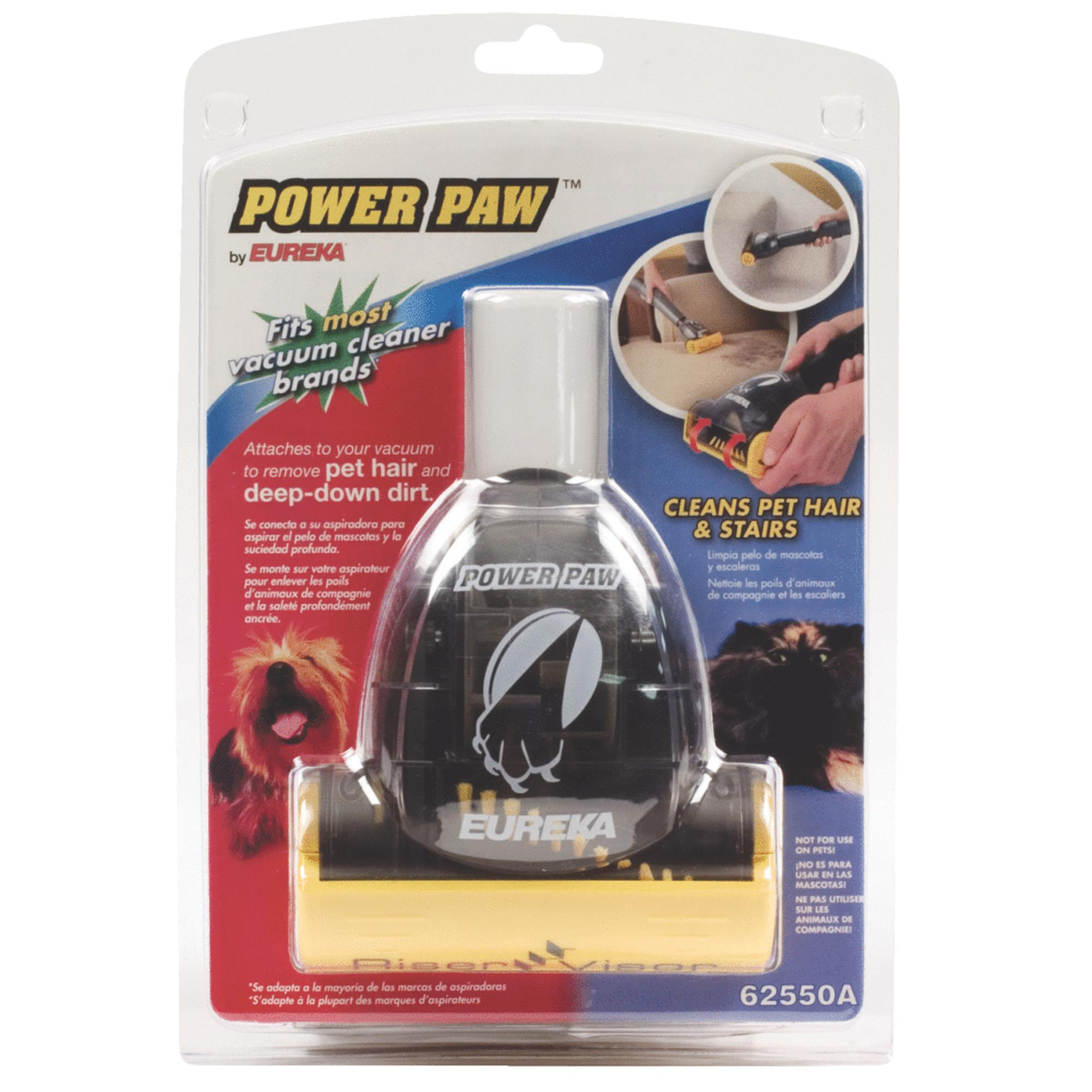 HomeSource Pet Power Paw Vacuum Brush