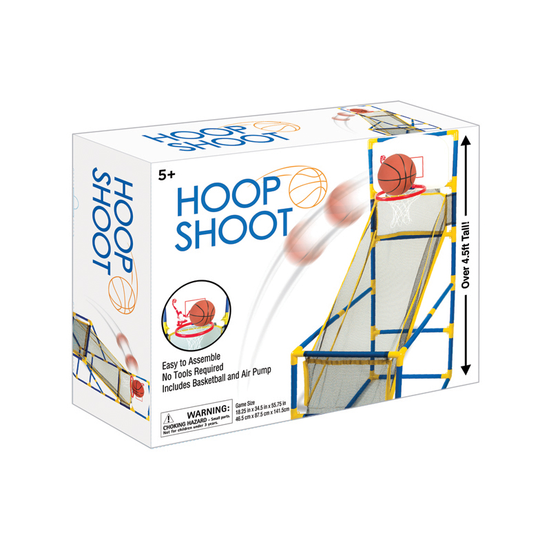 Hoop Shoot Basketball Set