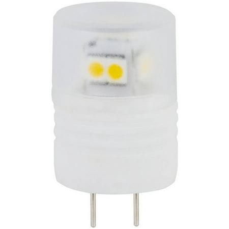 newhouse lighting g8 led bulb halogen replacement lights 2 3w 20w equivalent 200 lumens 120v. Black Bedroom Furniture Sets. Home Design Ideas