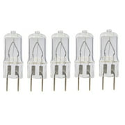 5pack LSE Lighting Xenon G8 GY8 Base 20W Clear 20 watt Light Bulbs