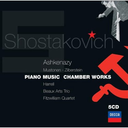 Shostakovich: Piano Music - Chamber Works / Various (CD)](Halloween Chamber Music)