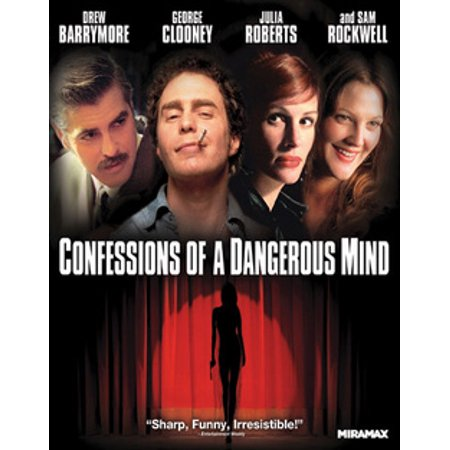 Confessions of a Dangerous Mind (Blu-ray)