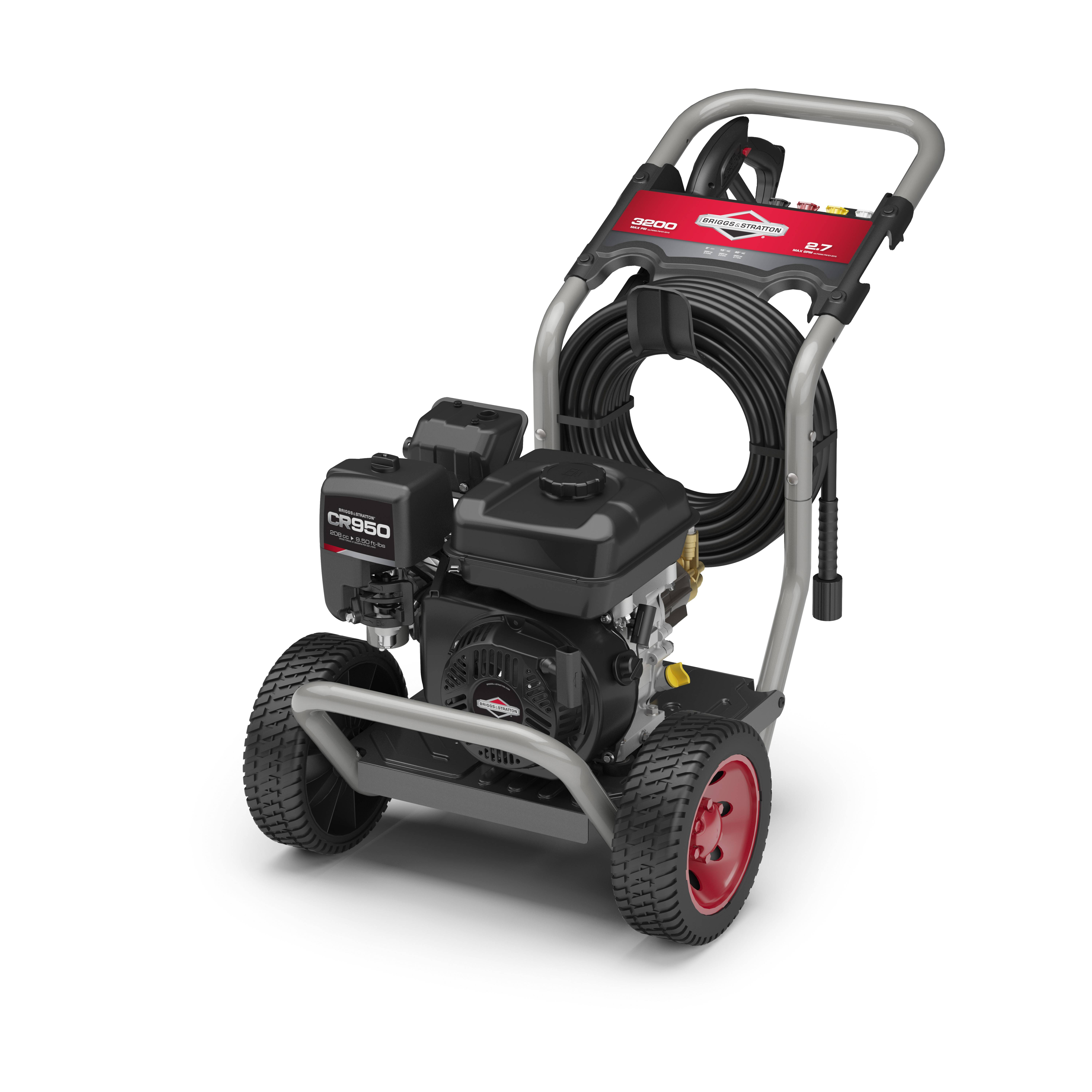 Briggs & Stratton 3200 PSI 5.0 GPM Gas Pressure Washer