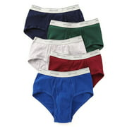Fruit of the Loom 5pk Fashion Briefs - S
