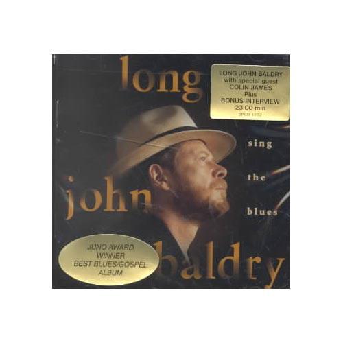 Long John Baldry - Right to Sing the Blues [CD]