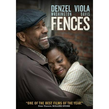 Fences  Walmart Exclusive   Dvd