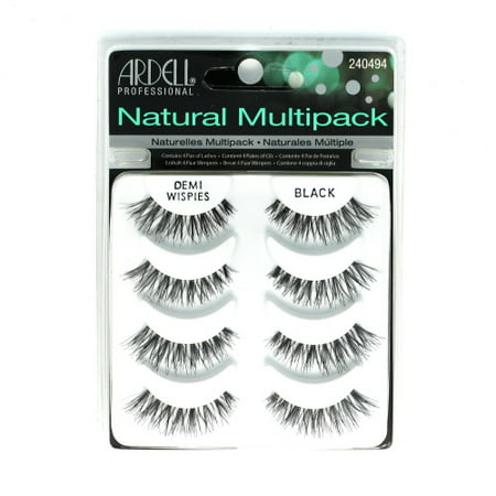 a03aca92cea ARDELL Professional Natural Multipack - Demi Wispies Black - image 2 of ...