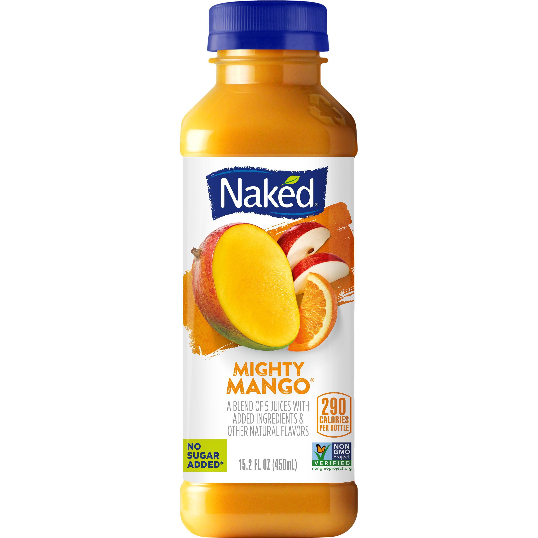 Naked Mighty Mango | Nutrition 2 Go