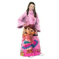 Dora the Explorer Polyester Throw
