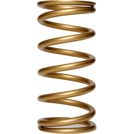 Landrum Springs 5  Od X 10 5  Long 250 Lb Gold Conventional Spring P N I250