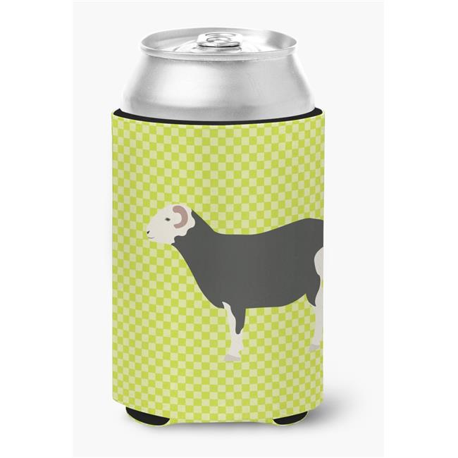 Herwick Sheep Green Can or Bottle Hugger