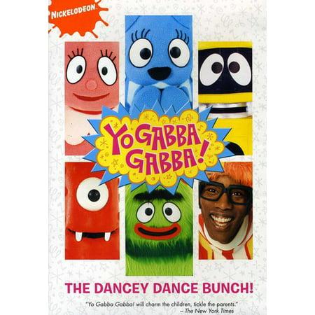 Yo Gabba Gabba!: The Dancey Dance Bunch](Yo Gabba Gabba Party City)