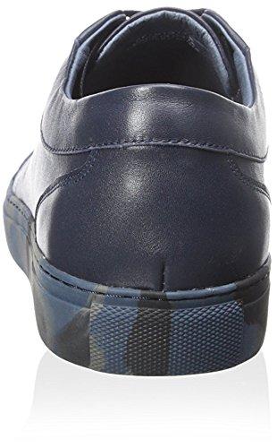 Zanzara Men's Beats Sneaker, Navy, 9 M US