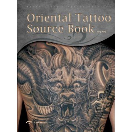 Oriental Tattoo Sourcebook](Halloween Tattoos Oriental Trading)