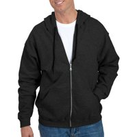 Gildan Mens Full Zip Hooded Sweatshirt Deals